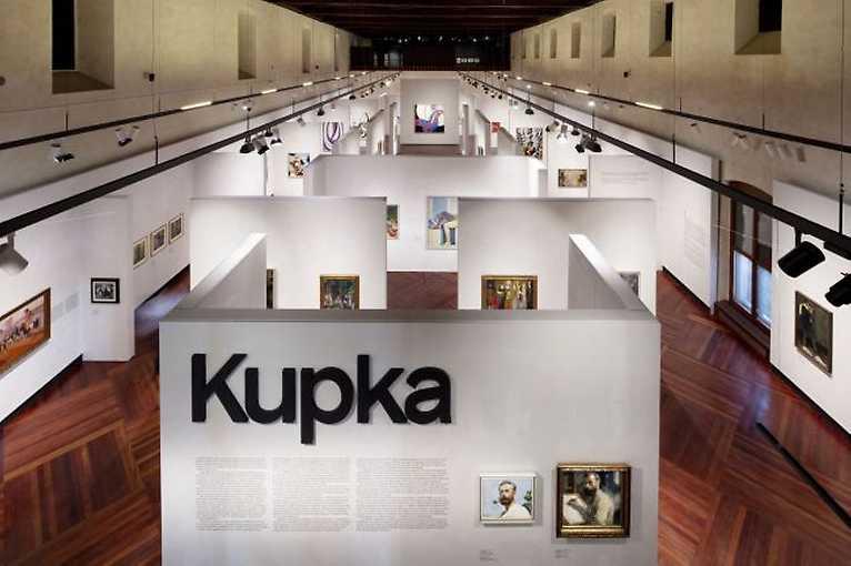 Večerní komentovaná prohlídka výstavy František Kupka (1871–1957)