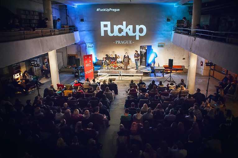 Fuckup Brunch: Eva Eisler + Michael Froňek