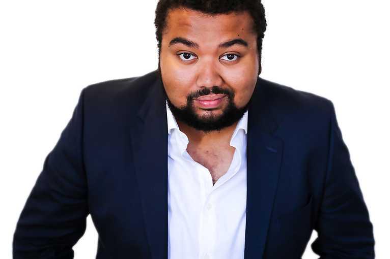 Velvet Comedy Showcase: Martin Angolo