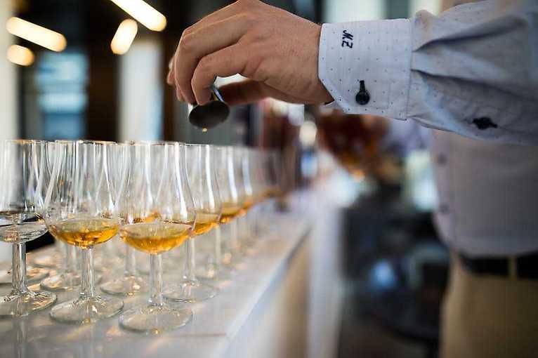 Degustace ultra-prémiových rumů
