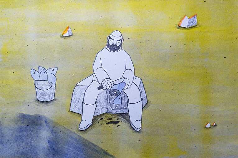 Pavla Baštanová: Kurz animace