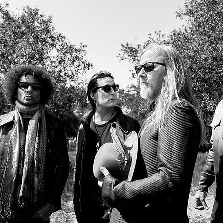 Alice In Chains + special guest: Black Rebel Motorcycle Club