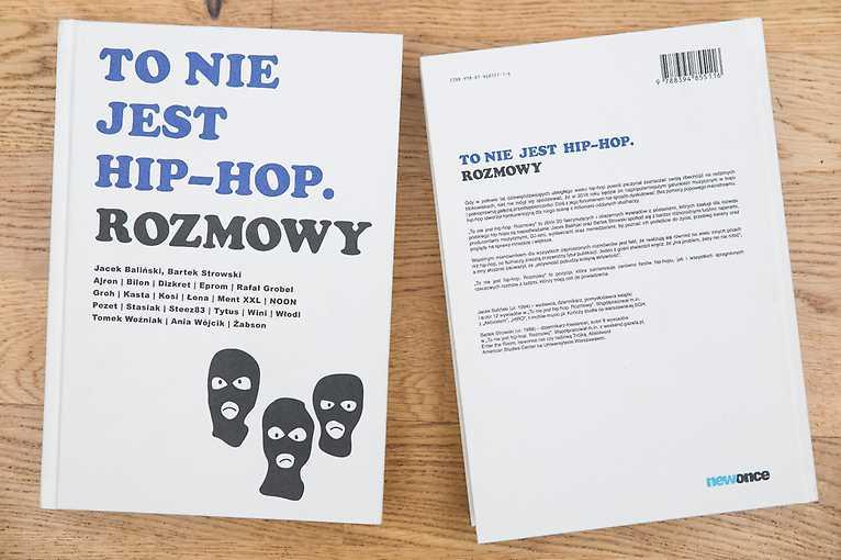 To nie jest hip-hop. Rozmowy. Spotkanie wokół książki