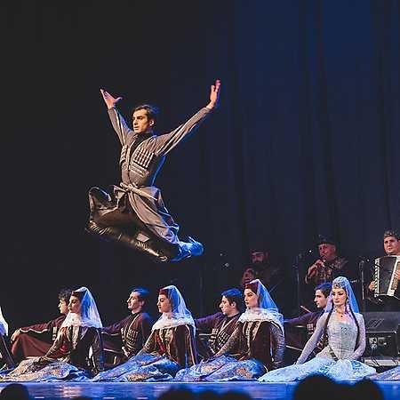 Sukhishvili Georgian National Ballet