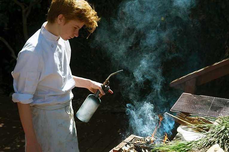 Chef Flynn. Najmłodszy kucharz świata