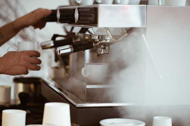 Coffee workshops with Kuba Świątek