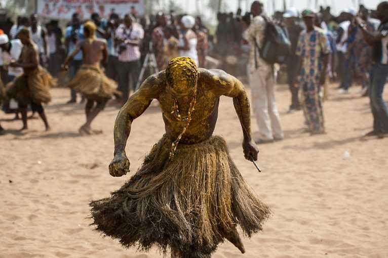 Cesta do Beninu a mnohem dál
