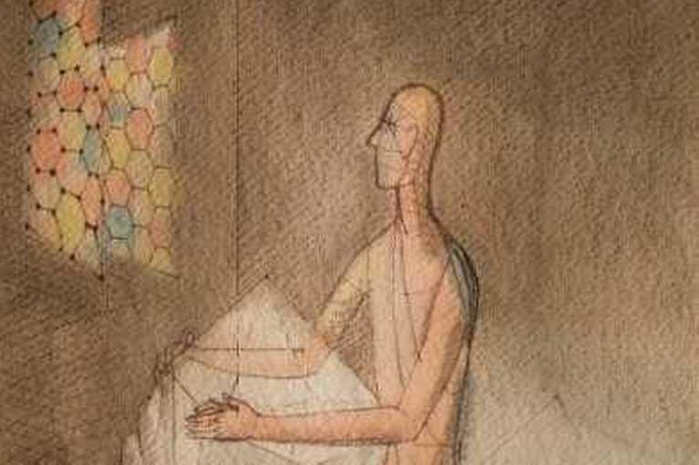František Hudeček (1909–1990) V kresbě a grafice 40. let 20. století