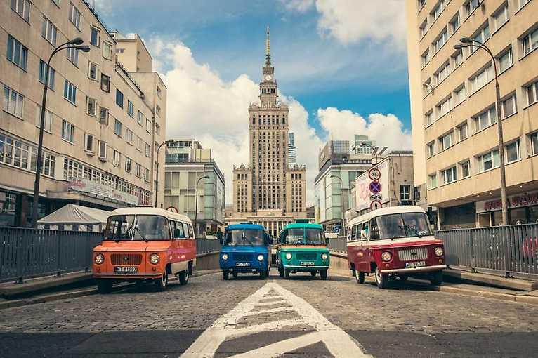 Warszawa (nie) dzisiejsza. Wykład