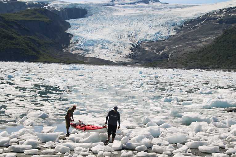Miroslav Podhorský: Fjordy jihovýchodní Aljašky