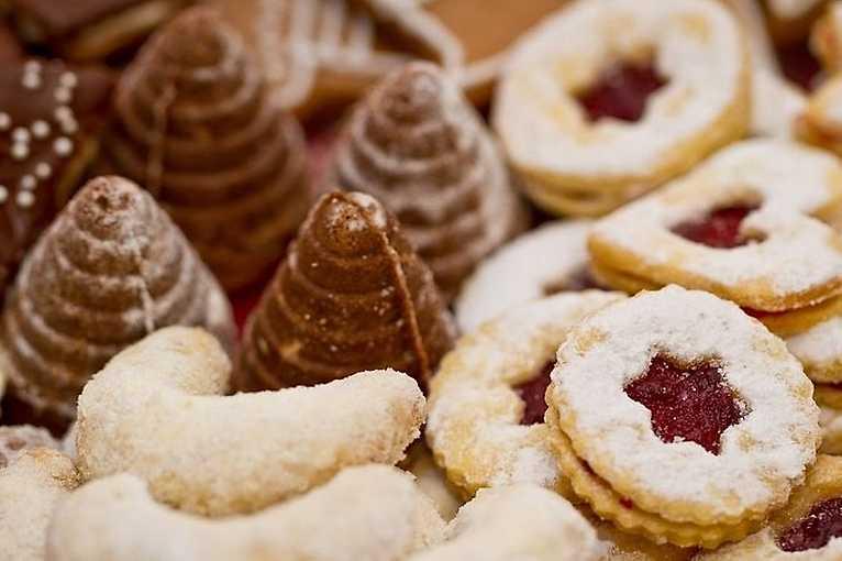(Ne)tradiční vánoční cukroví