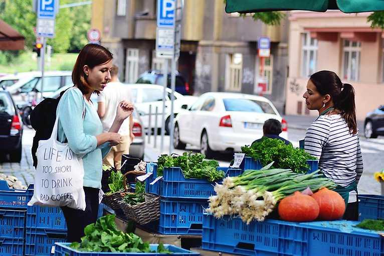 Farmer's Market – Heřmaňák