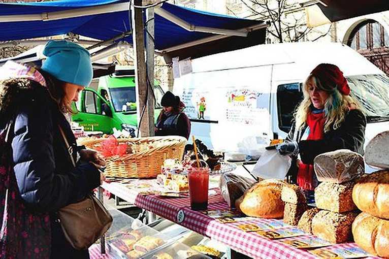 Vánoční sousedský trh na Heřmaňáku