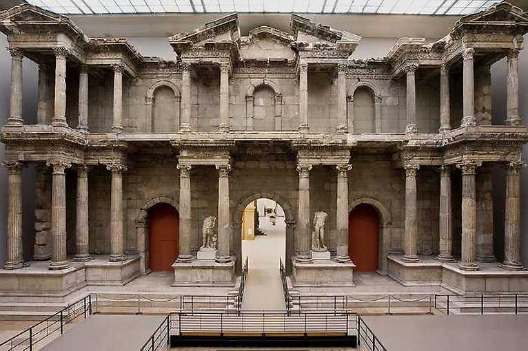 Architecture of Antiquity – Market Gate of Miletus