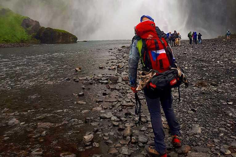 Honza Silný: Island sám pěšky a stopem