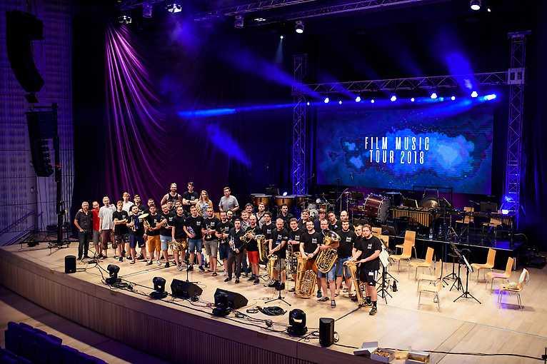 Film Music Tour 2019 Brno – Moravia Brass Band