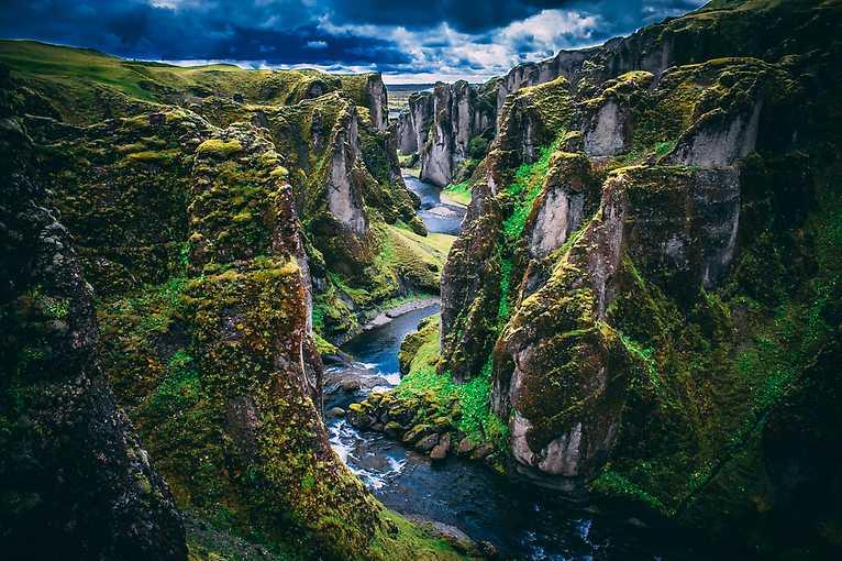 Michaela Hrdá: Island nalehko