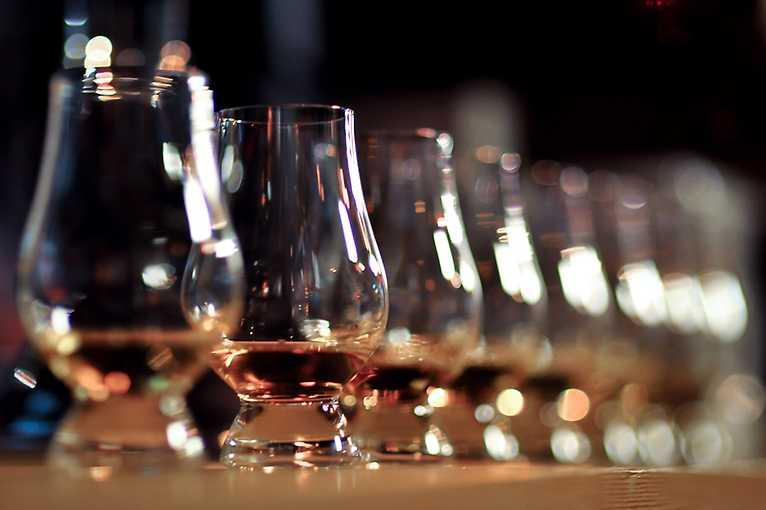 Degustace ultra-prémiových whisky
