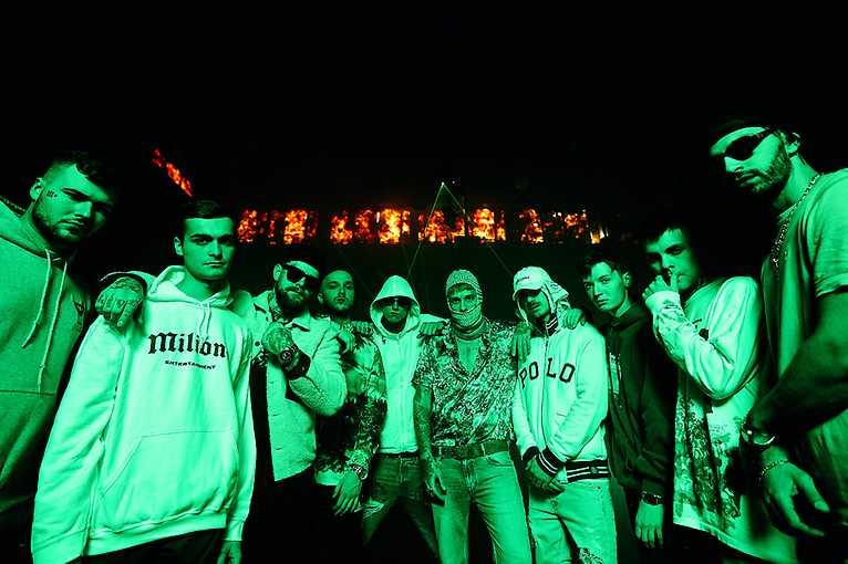 "Milion+ ""Krtek Money Life"" Release"