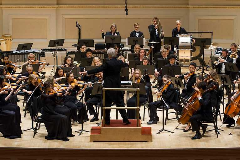 Musica Orbis 2019: Denver Young Artists Orchestra and Prague Conservatory String Orchestra