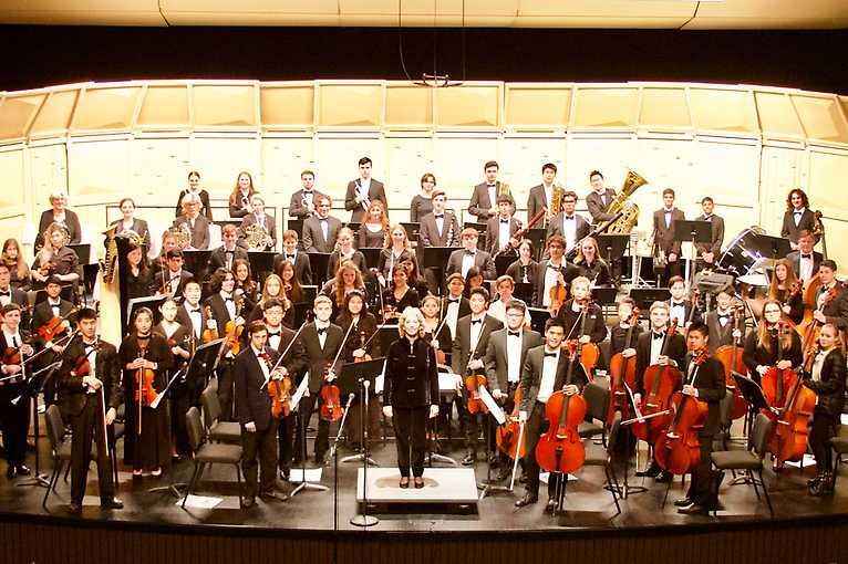 Musica Orbis 2019: Marin Symphony Youth Orchestra