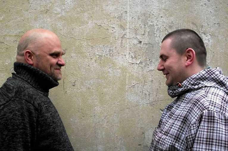 Paweł Wójcik & Tomek Sarniak