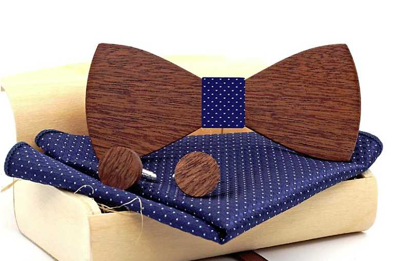 Výroba dřevěných motýlků