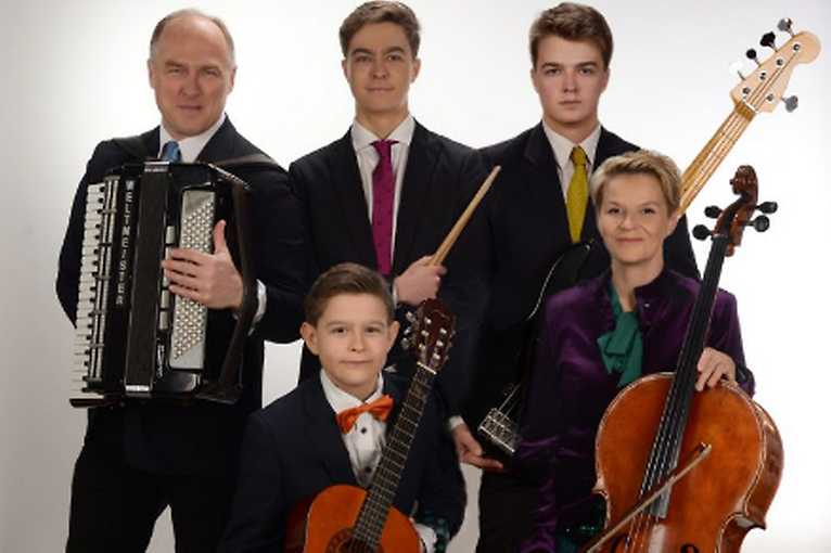 Dzień babci i dziadka: Muzykująca rodzina Bojarczuk