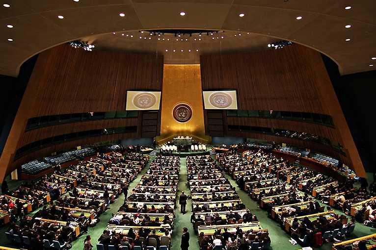 OSN: mír pro všechny?