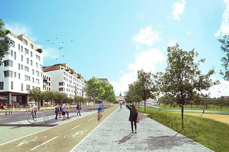 Údolí řeky Mže – Plzeň: transformace města