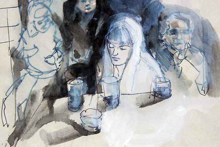 Beata Kurucz: Tears in the Rain