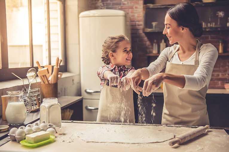 Vánoční levandulové pečení pro malé i velké