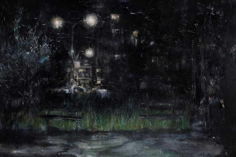 Josef Bolf: V noci