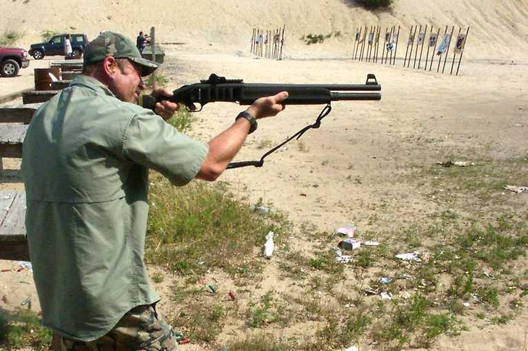Víkendy na střelnici s Ranger Prague shooting