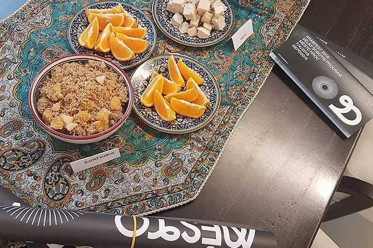 Snídaně po arabsku vol. 4
