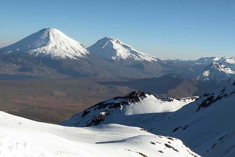 Roman Siegl: Na vrcholy jihoamerických sopek