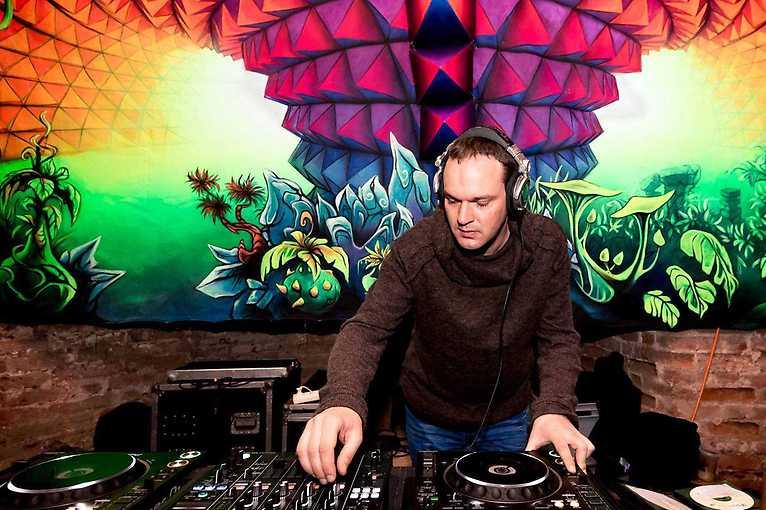 Meandr – Psychedelic Trance Party: Ondrej Psyla + Psyrix + more