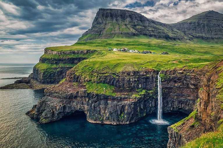 Faerské ostrovy