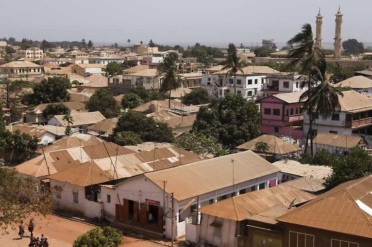 Lenka Hrabalová: Gambie