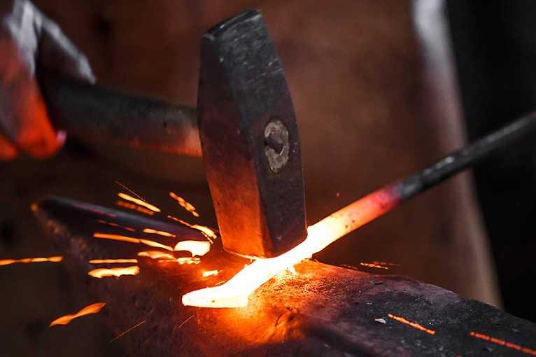 Kurz uměleckého kovářství