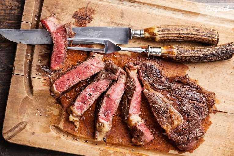 Steakové menu II.