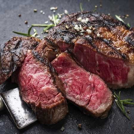 Steakové menu