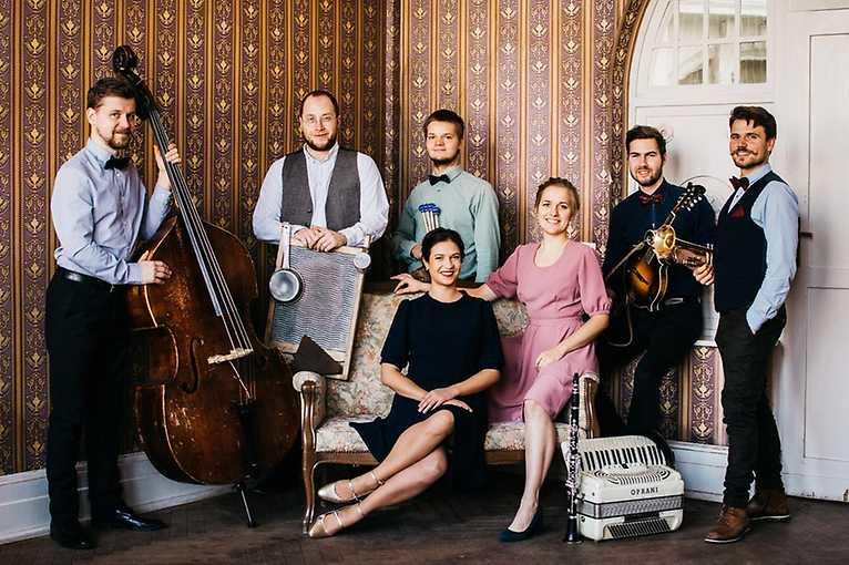 Sylwester: Warszawska Orkiestra Sentymentalna + Rafał Rutkowski