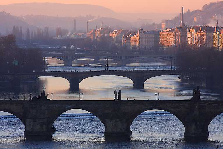 Praha zítra: Dvorecký most