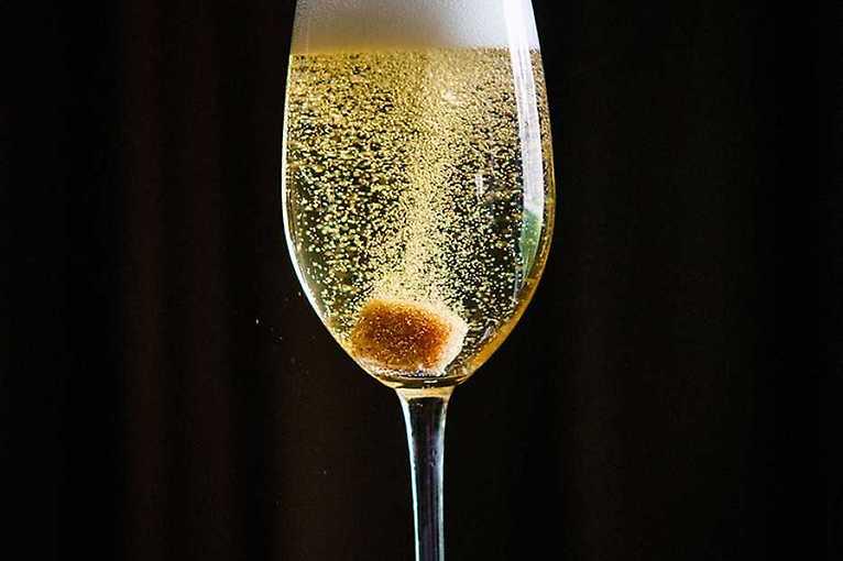 La Bouteille de Champagne 2019