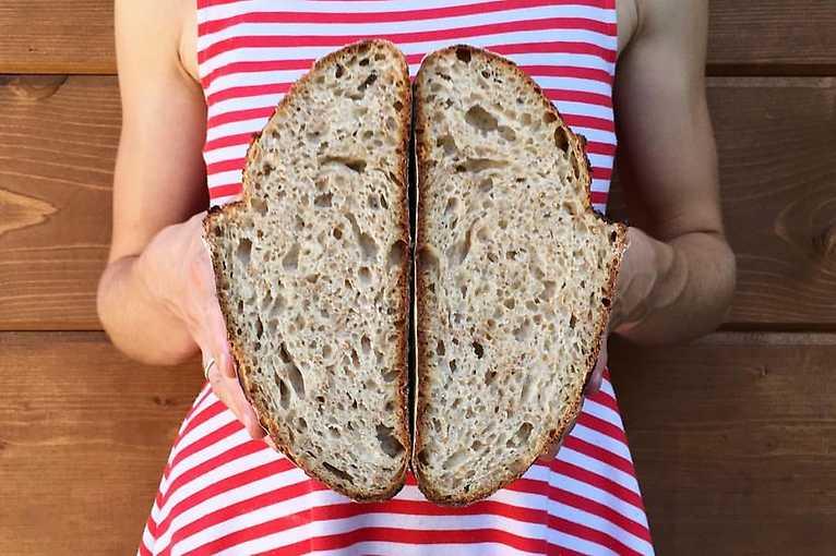 Kurz pečení nejen chleba s Maškrtnicí