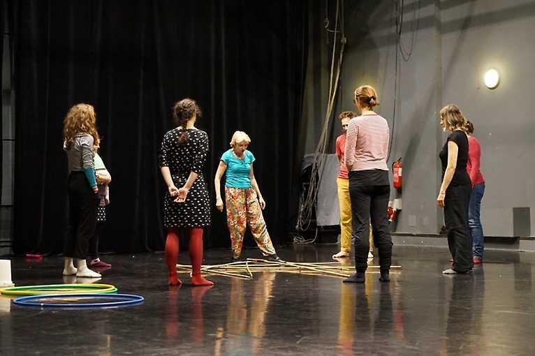 Seminář Tanec školám