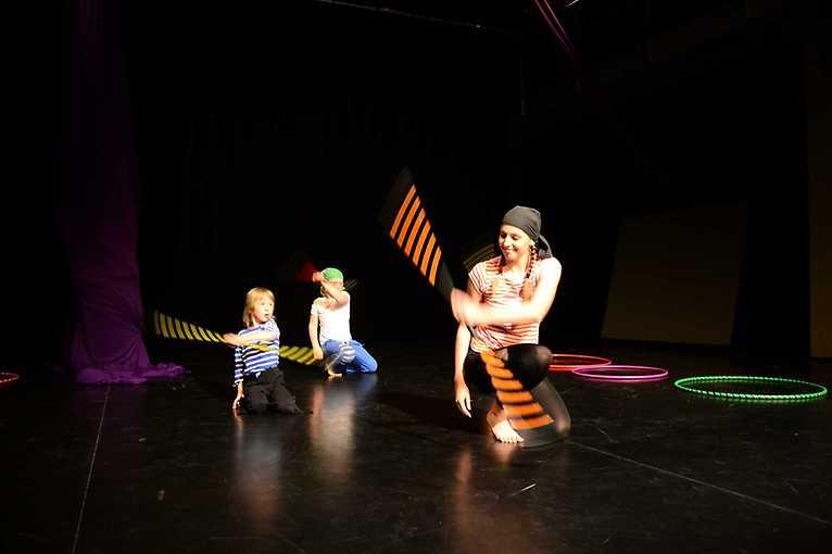 Cirkusová školka a škola pro děti