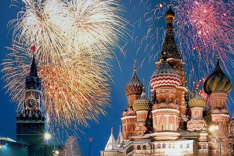 Old Russian New Year: Ilya Pechen + Sain Mel