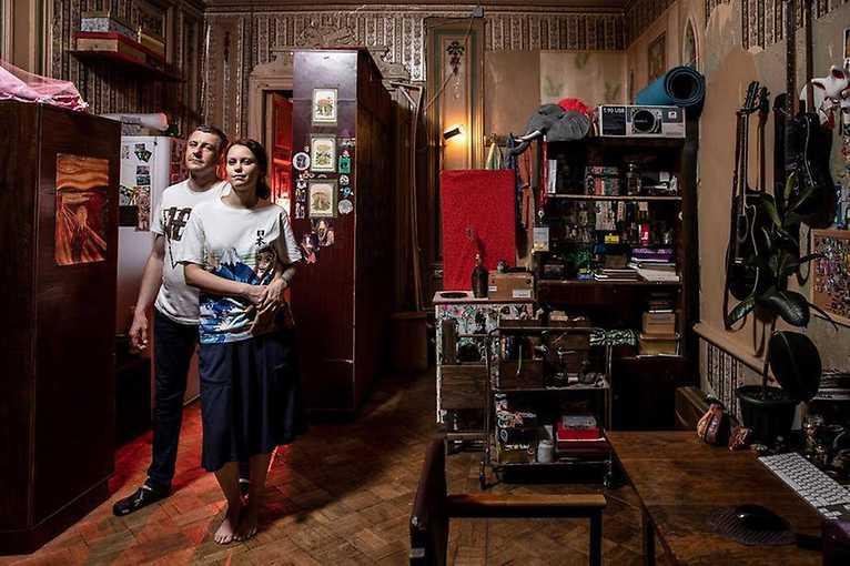 Exhibition Opnening: Livi'n – mé pražské bydlení